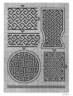 Gallery.ru / Фото #8 - Celtic Charted Designs - thabiti