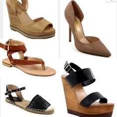 Spring is right around the corner (we hope ) !! These darling shoes will have you all ready and they are all under $25!!