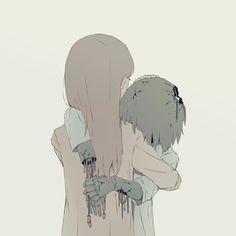 Honest Yet Powerful Illustrations By Japanese Artist That Will Make You Think Japan Illustration, Manga Art, Anime Art, Sun Projects, Dark Art Illustrations, Arte Obscura, Dark Drawings, Deep Art, Sad Art
