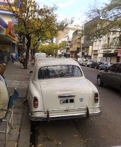 Peugeot 403 en Buenos Aires, Argentina