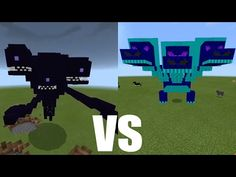 How To Spawn a Wither Storm in Minecraft Pocket Edition with Addons (Wither Storm Addon) - YouTube