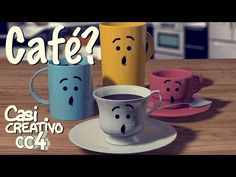 Café   Casi Creativo - YouTube