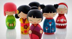 Kokeshi, une poupée légendaire