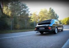 Tribute to Saab 99 Turbo Combi-Coupe Saab Turbo, Cutaway