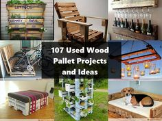 107 Brilliant Wood Pallet Projects | DIY Cozy Home