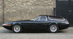 1972 Ferrari 365 GTB/4 'Daytona' - Shooting Brake | Classic Driver Market