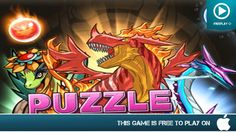 Puzzle & Dragons - Free On iOS - Gameplay Trailer