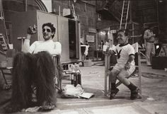 Star Wars / 30 Awesome Behind The Scenes Shots From Famous Movies | Bored Panda