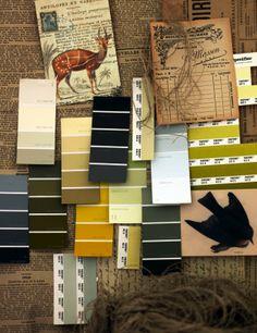 palette by Hans Blomquist