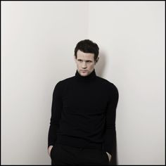 Twitter / richhphoto: Outtake from Matt Smith shoot from this weeks Sunday Times - LOVE!