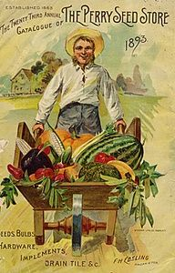 burpee vintage seed packets - Google Search