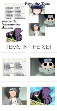 """Naruto Challenge"" by charlottealison ❤ liked on Polyvore featuring art"