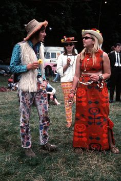 Love In at Woburn Abbey, 1967.