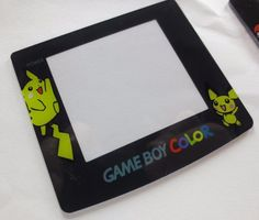 (10x) New Screens GameBoy Color (Pikachu)