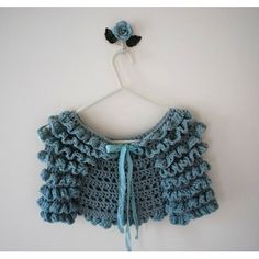 Forget Me Not by Tiny Owl Knits