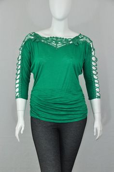 Really like this top. Think I like it in black though.
