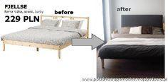 Ikea hack FJELLSE bed