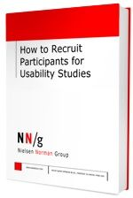 https://www.nngroup.com/reports/how-to-recruit-participants-usability-studies/