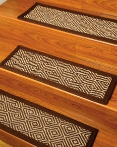 Stay Safe And Stylish With Stair Treads From Natural Area Rugs. Choose From  A Large Selection Of Stair Carpet Made From Natural Fibers, Like Sisal And  ...