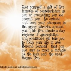 wayne dyer Quotes | Posted by AstarteAlison Moon at 10:55 Beautiful