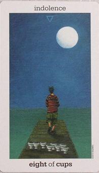 Resultado de imagem para sun and moon tarot