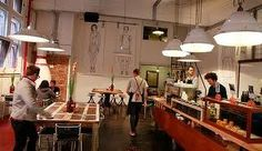 Manchester Press - Coffee Shop (8 Rankins Ln, Melbourne )