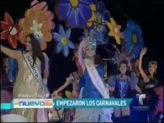 Empiezan El Carnaval De México Y El De Brasil #Video