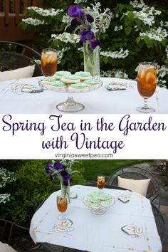 DIY Home Decor styling to acquire a fantastic styling, room decor plan number 2374961999 Vintage Tea Parties, Vintage Tablecloths, Spring Activities, Table Cards, Vintage Decor, A Table, Diy Home Decor, Room Decor, Tea Party