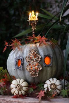 Vintagesusie & wings - fairytale pumpkin.