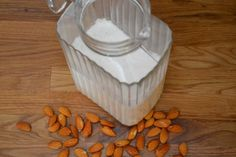 Guide: How to Make Almond Milk  - I definitely want to try this when we get moved and I have my blender back.....could be a huge money saver