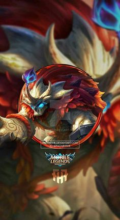 Wallpaper Phone Belerick Tiger's Claw by FachriFHR on DeviantArt Wallpaper Hp, Mobile Legend Wallpaper, Bruno Mobile Legends, Alucard Mobile Legends, Tiger Claw, Legend Games, The Legend Of Heroes, Azula, King Of Fighters