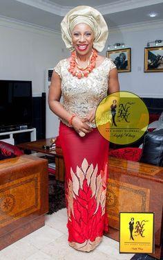 2013   NHN CHRISTMAS COLOURS #asoebi #nigerianwedding #lace