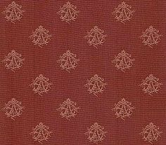 Kravet 15941-9 Decor Fabric - Patio Lane introduces a one of a kind collection of decor fabrics by Kravet. Kravet 15941-9 is made out of Cotton (100%) and is perfect for interior upholstery applications.Collection Name: Biltmore CollectionFabric Colors: RedCleaning Code(s): S (Solvent Cleaner)