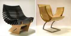 Eco friendly chairs