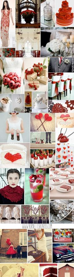 red wedding inspiration http://burnettsboards.com/category/reds/