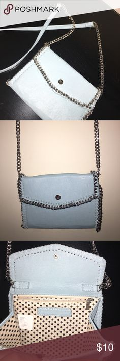 MADDEN GIRL CROSSBODY PURSE Cute crossbody purse for nights out or day to day! If you're feeling extra trendy, this purse is the perfect way to add color to your outfits! Barely worn, no scratches :) looks brand new!! Madden Girl Bags Crossbody Bags