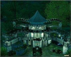 Sims 3 Updates - Arda: Fairy House- Residential lot by Arda