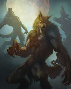 Werewolves by mattforsyth on DeviantArt