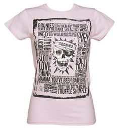 Goonies Quotes T-Shirt