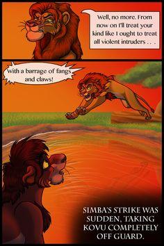 Kiara y kovu, parte 42 Lion King 4, Lion King Story, Pride Rock, Mom Died, Le Roi Lion, One Kings, Live Action, Fan Art, Deviantart