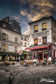 cafe france bastille