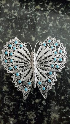 Fancy Jewellery, Filigree Jewelry, Hand Jewelry, Silver Filigree, Metal Jewelry, Boho Jewelry, Jewelery, Vintage Jewelry, Handmade Jewelry