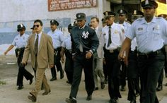 Nelson Mandela embraced New York City during three-day visit in 1990.