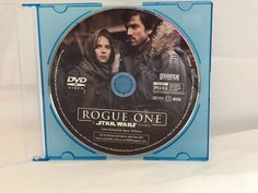 Star Wars ROGUE ONE DVD ( Like New )- no digital copy and no Blu-ray  | eBay