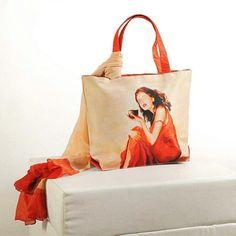 #handbag_with_stoles #elegant #digital_print_bags_stoles #stoles_with_same_print #sexy #hanoon #limited_edition #whatsapp_9946132758