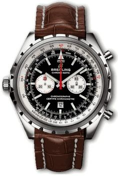 Breitling a41360 from 2009.