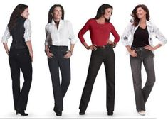 fashion for women over 40, French Dressing jeans