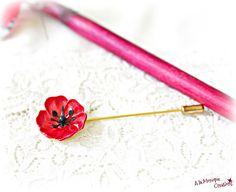 Brosa ac de par Mac rosu Bobby Pins, Mac, Hair Accessories, Beauty, Hair Accessory, Cosmetology, Hair Pins, Hairpin, Poppy