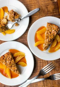 Caramelized Orange Cake recipe