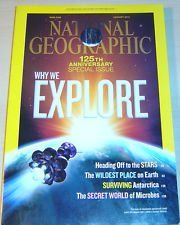 National Geographic January 2013 Volume 223 Number 1 Back Issue